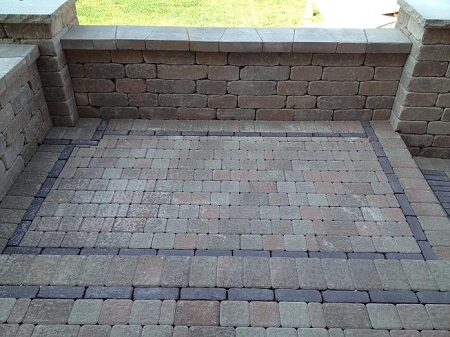 design and custom create outdoor a flagstone space paver patios brick pictures pavers designs great patio